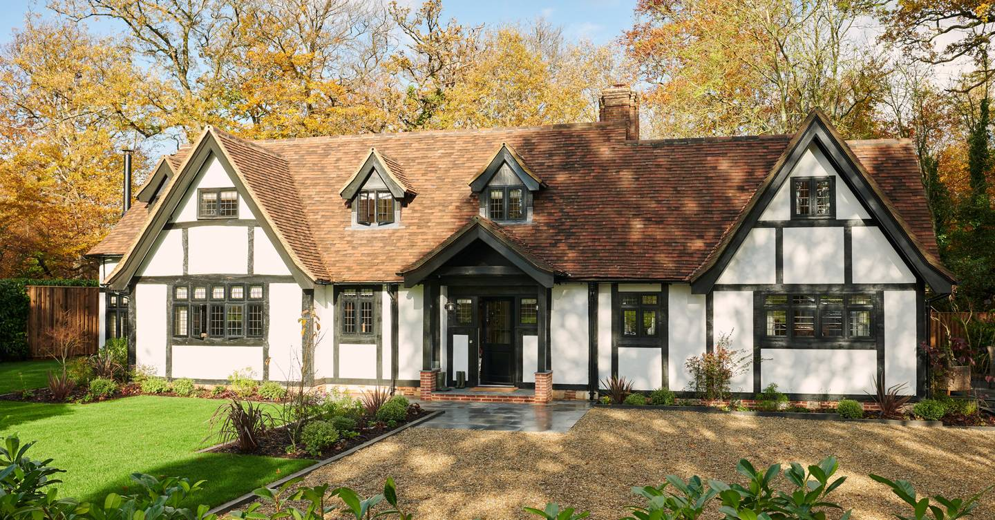 First in at North Lodge, Berkshire, Coworth Park's fairytale cottage