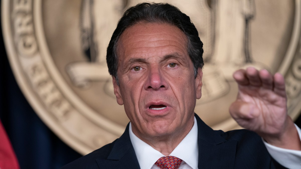Andrew Cuomo to Resign Amid Sexual Harassment Scandal