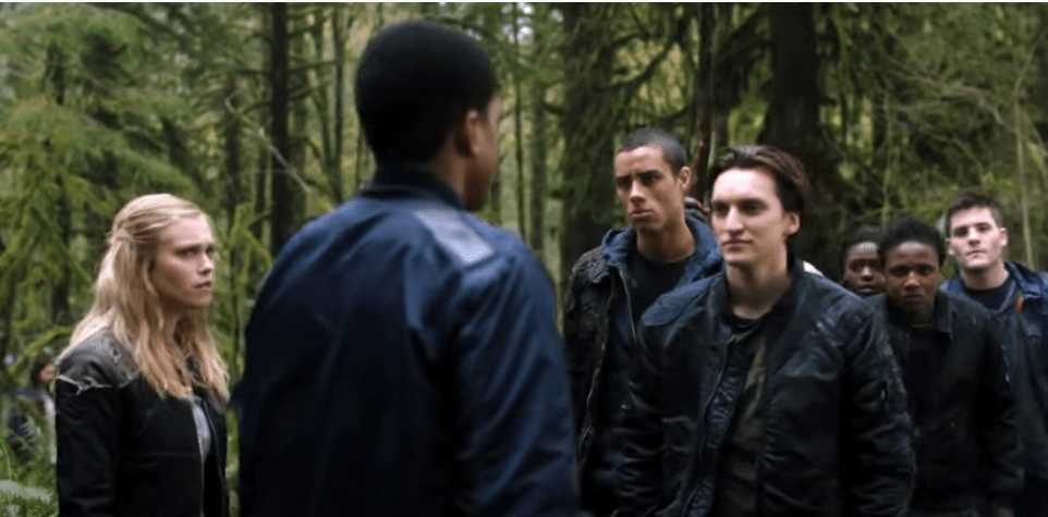 The 100 Trivia | 40 facts about the series