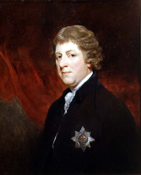 Granville Leveson-Gower, 1st Marquess of Stafford