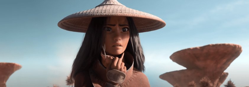 Raya and The Last Dragon Trivia   50 facts about the new Disney animated film