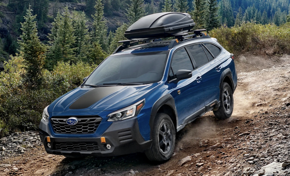 All New, Subaru Outback 'Wilderness' Edition: Is It, Uh, Wildernesser?