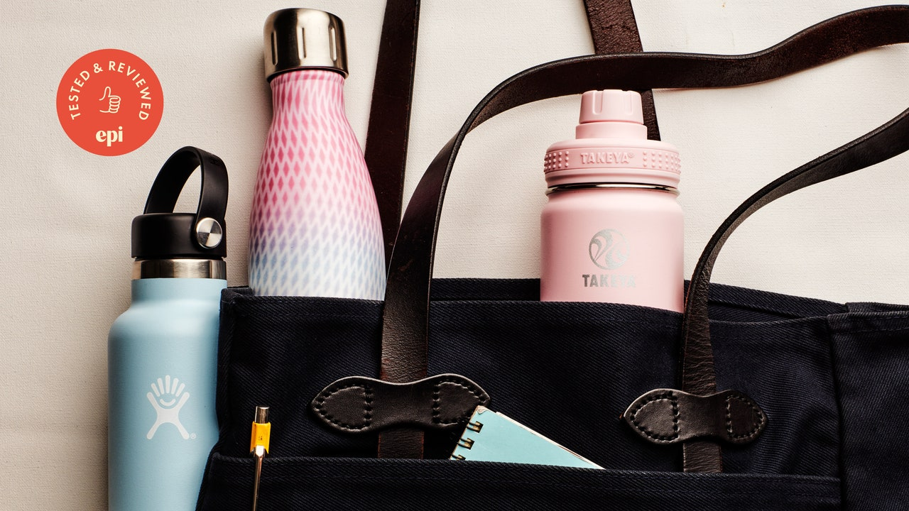 The Best Water Bottles 2021: The Best Insulated Water Bottle, Sport-Top Bottle, and More