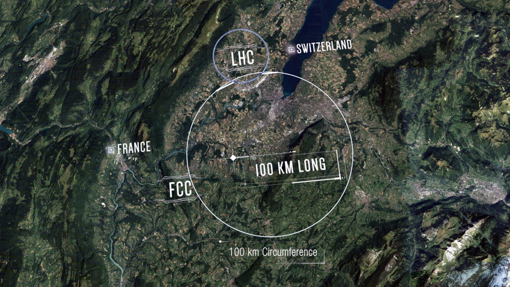 CERN Wants to Build a Bigger, Badder Particle Collider