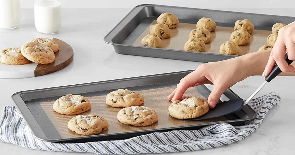Wilton 3 & 4-Piece Bakeware Sets from $18.99 on HomeDepot.com + FREE Shipping