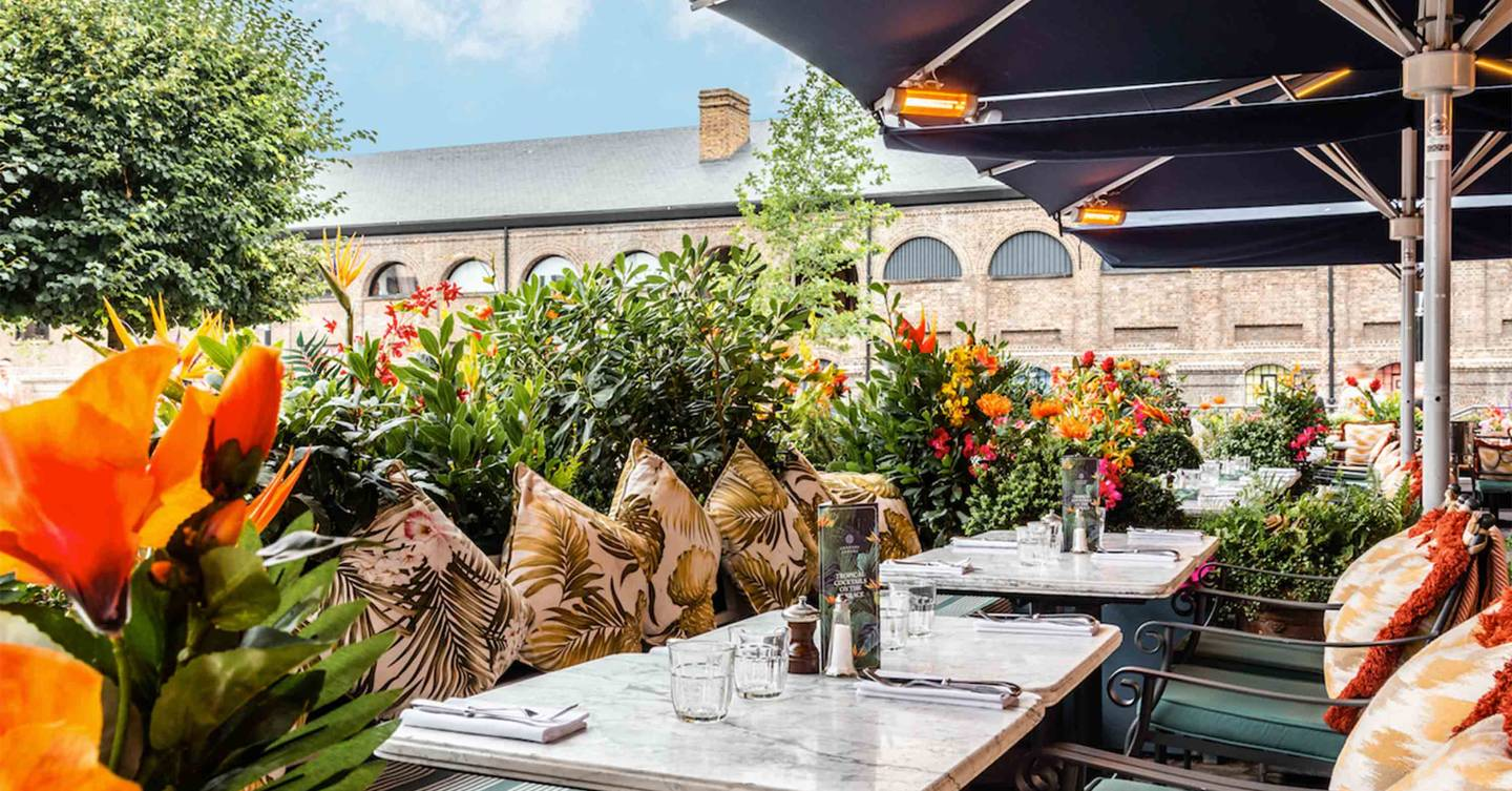 Outdoor bars and pubs in London: the best terraces to visit now