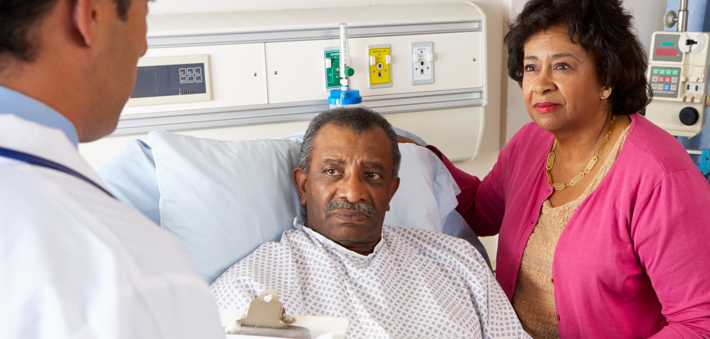 Why Are More Black Americans Left Off Liver Transplant Waiting Lists?