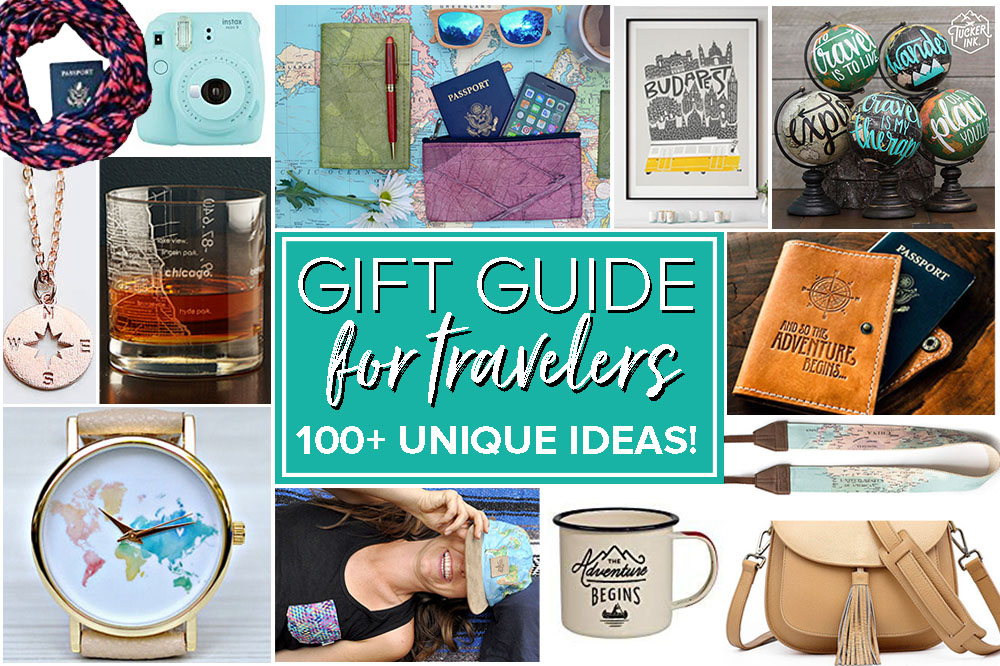 100+ Unique Travel Gifts to Give in 2020