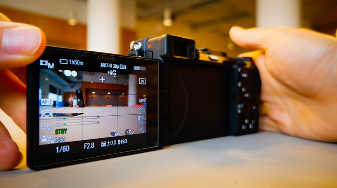 Sony's a7C Is Full Frame For Travel
