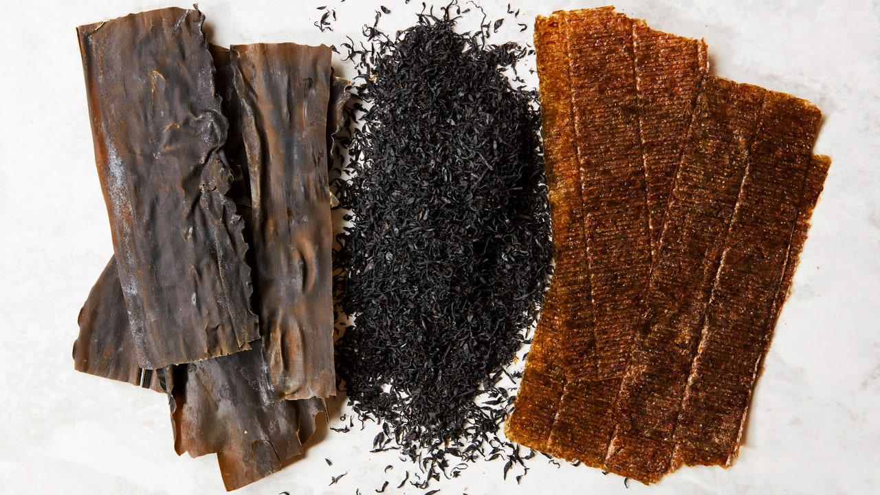 6 Types of Seaweed to Know and Love