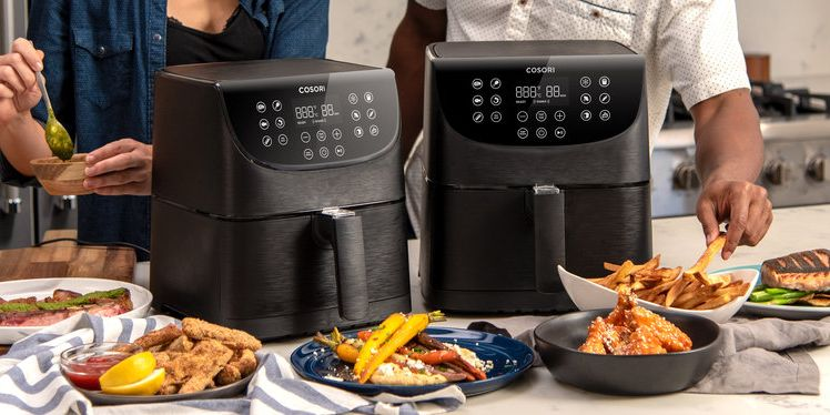 The Best Air Fryer Deals You Can Get On Presidents' Day 2021
