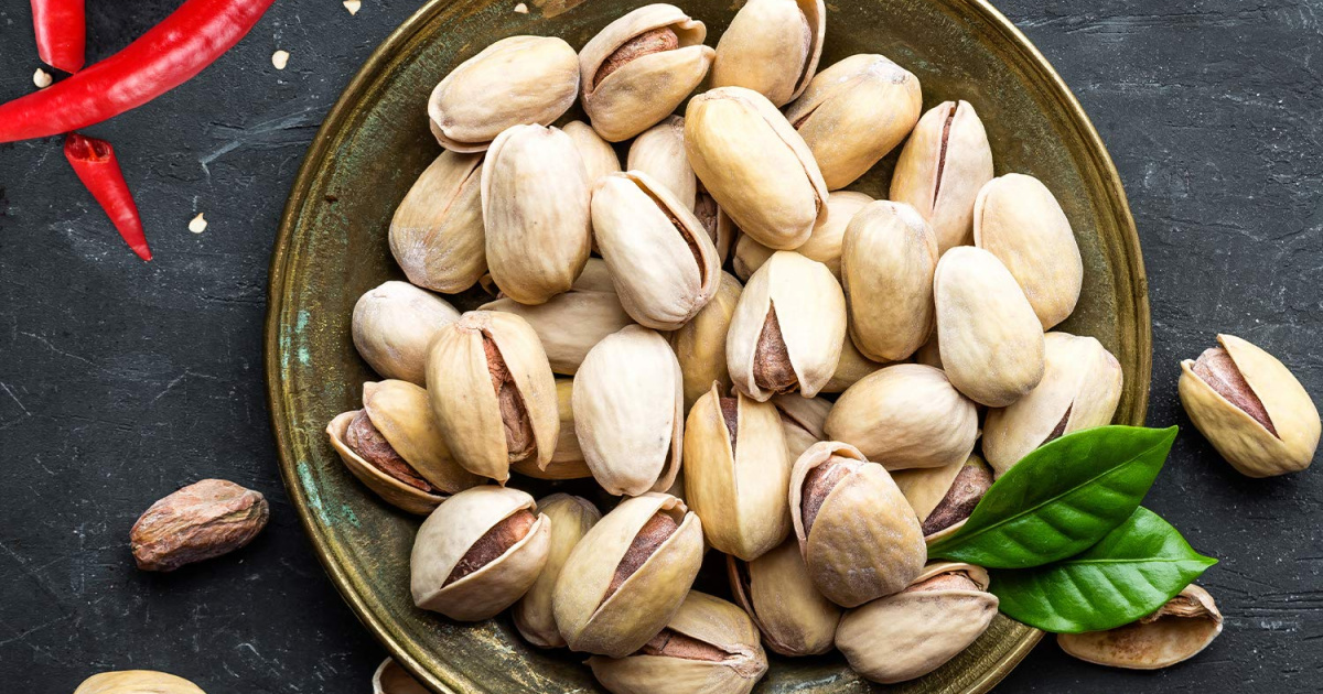 Wonderful Roasted & Salted Pistachios 1-Pound Bag Only $4.99 Shipped on Amazon