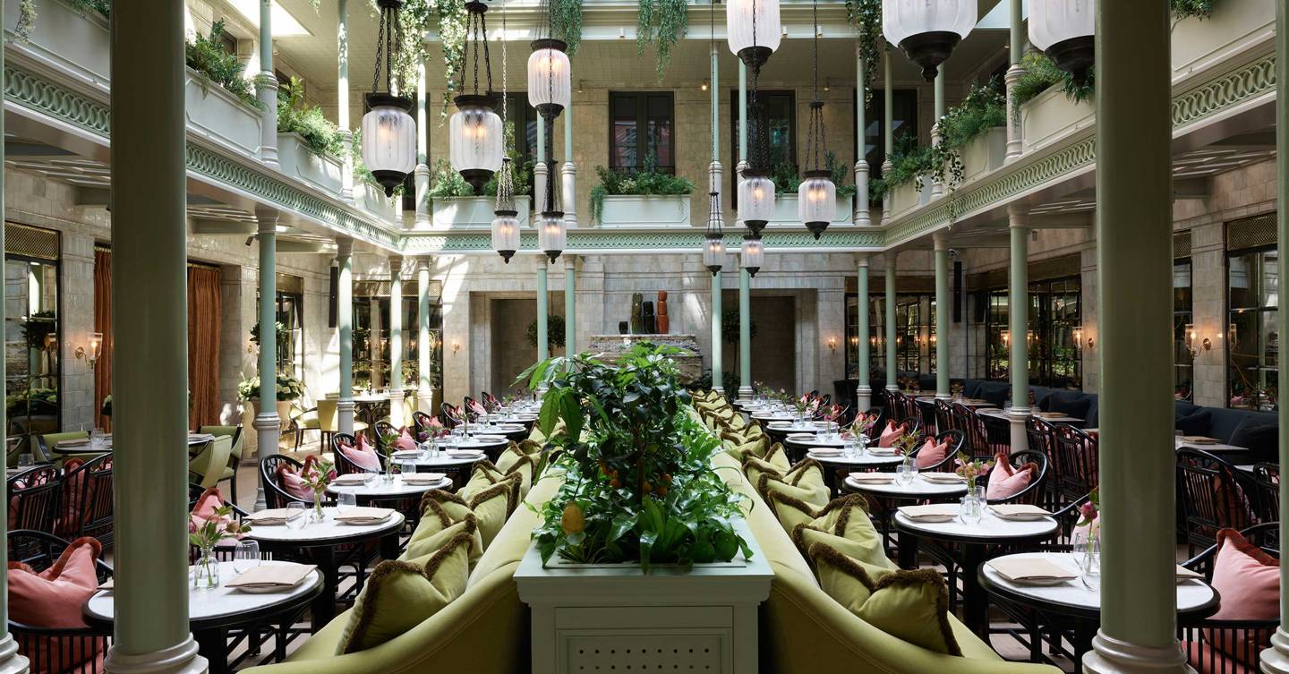 Win a two-night stay at the NoMad hotel in London's West End