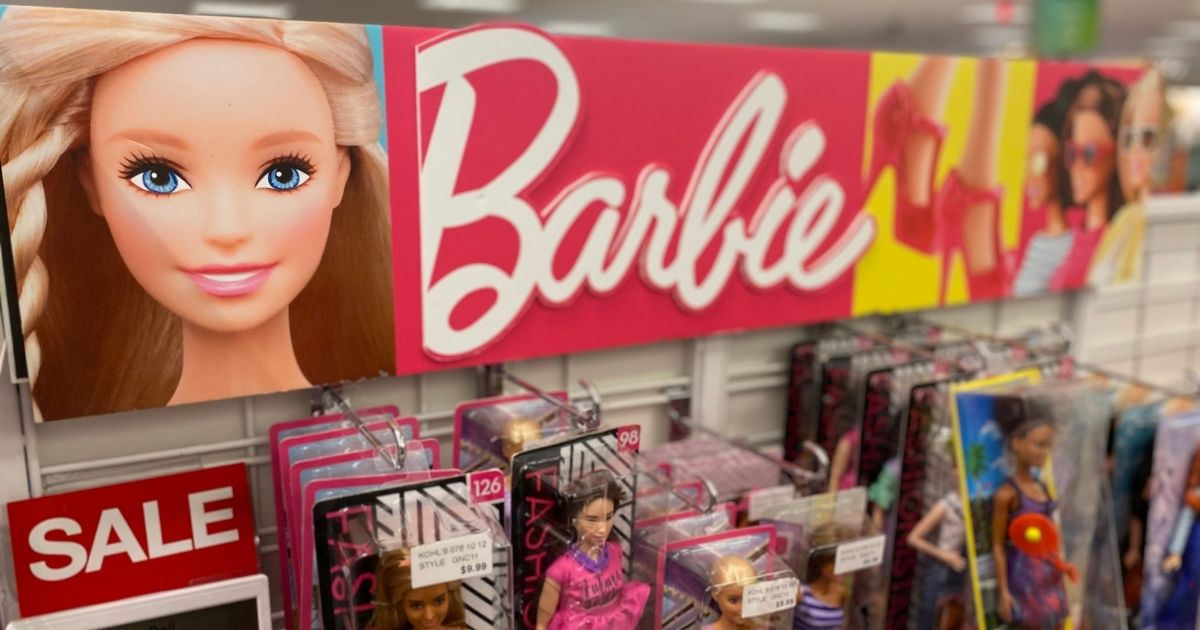 $80 Worth of Barbie Dolls, Playsets & Accessories Just $56.96 + Earn $10 Kohl's Cash