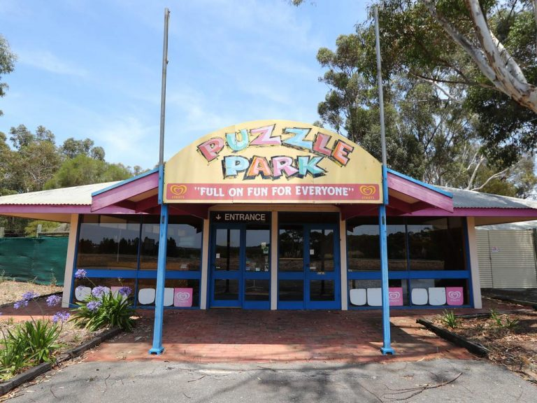 SA's Puzzle Park at Murray Bridge set to be razed following latest sale