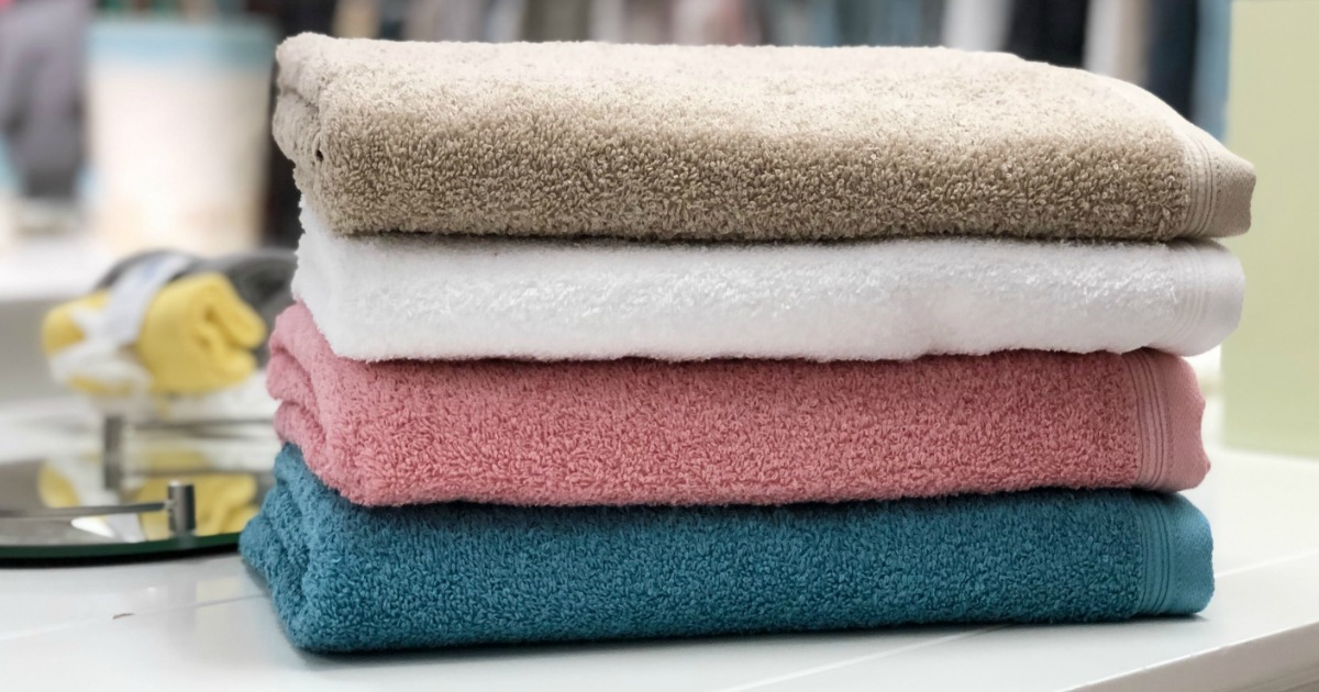 Reader Fave Bath Towels w/ Great Reviews Only $3.49 on JCPenney.com (Regularly $10)