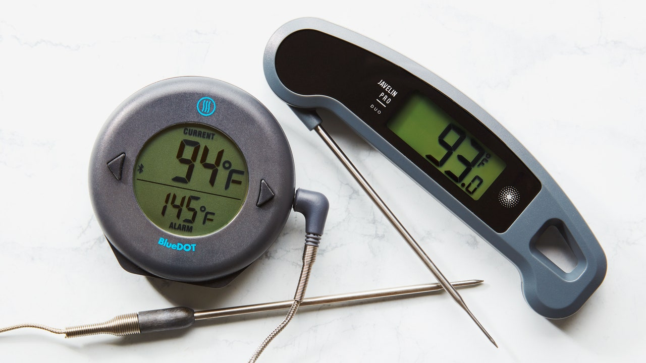 A Meat Thermometer Buying Guide: Which Style is Right for You?