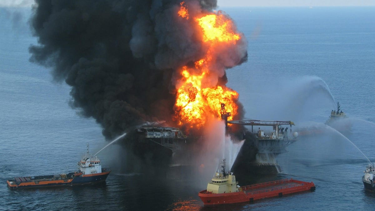 Oil From 2010 BP Spill Continues to Spread in Disturbing Ways