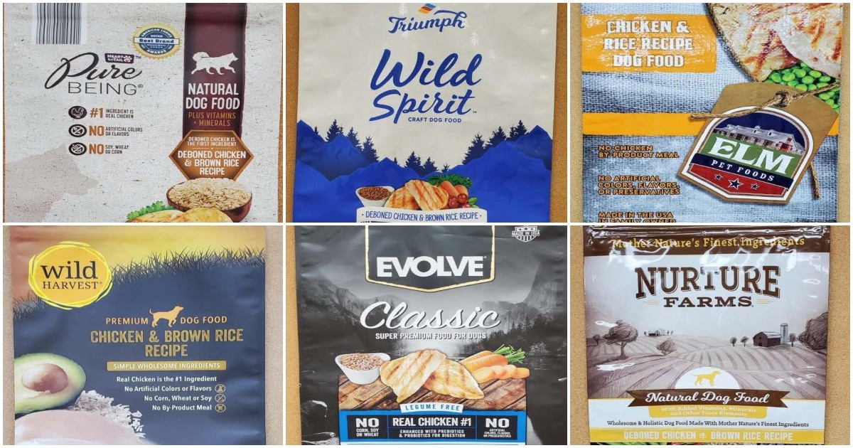 Several Dog Food Brands Recalled Due to Potential Mold Contamination