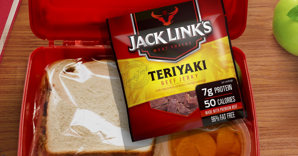 Jack Link's Beef Jerky 15-Count Variety Pack Only $18 Shipped for Amazon Prime Members (Regularly $24)