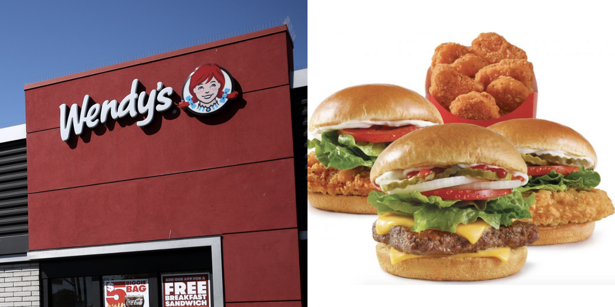 Wendy's Is Offering Food For $1 Right Now