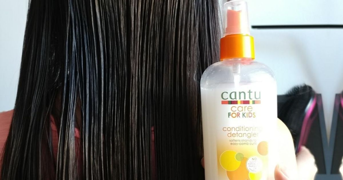 Cantu Care for Kids Hair Products Only $2.74 Shipped on Amazon (Regularly $5)