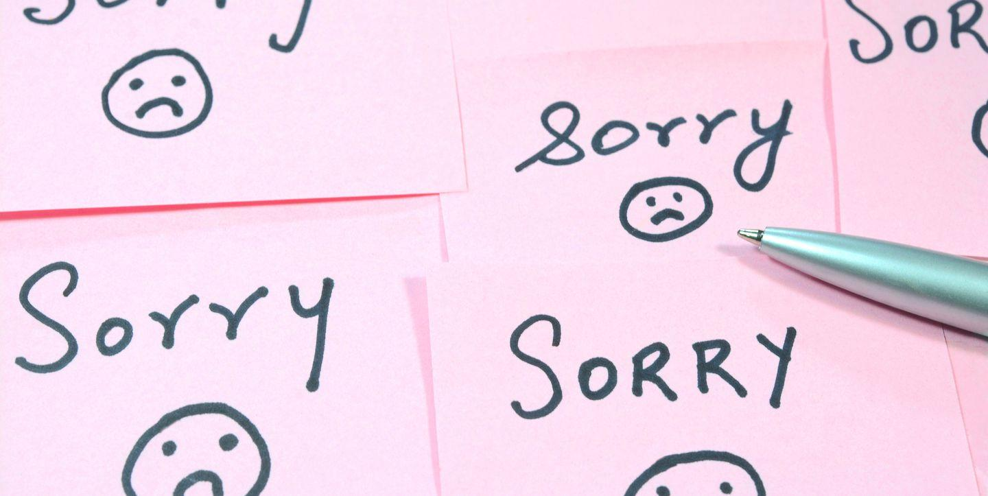 The four different apology languages (and why they can help your relationships)