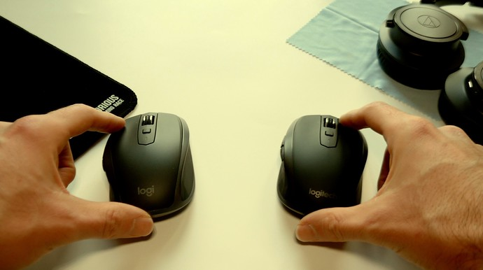 The Difference Between The Best Wireless Mouse For Travel: Logitech MX Anywhere 2 vs. 2s