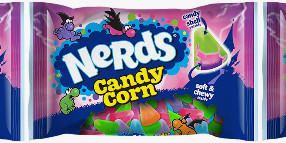 The New Nerds Candy Corn Will Change The Trick-Or-Treating Game This Halloween