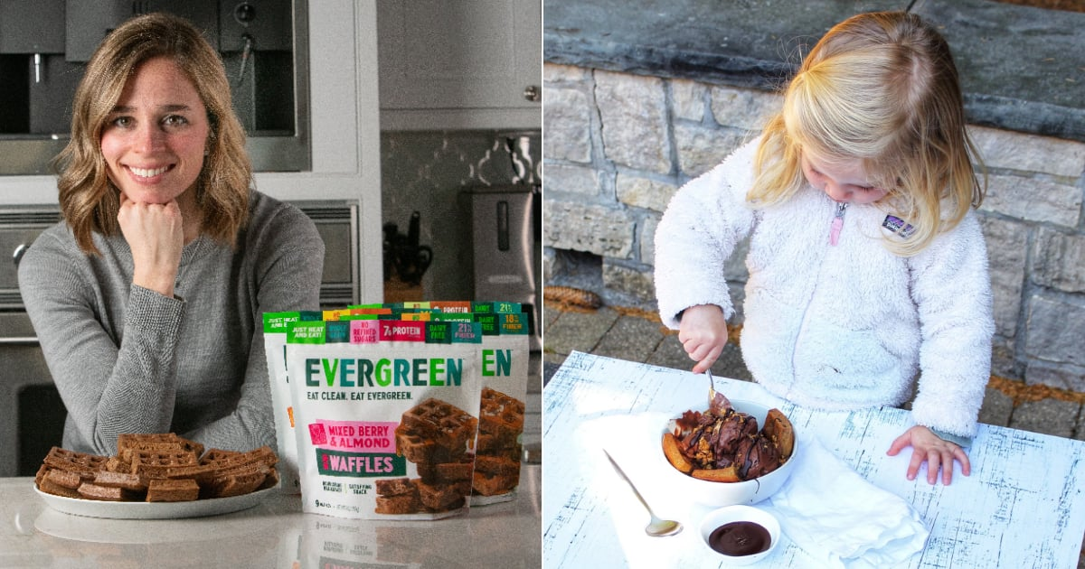 This Mom Is Disrupting the Frozen-Waffle Market: Her 8 Tips to Get Kids to Eat Healthy at Breakfast and Beyond