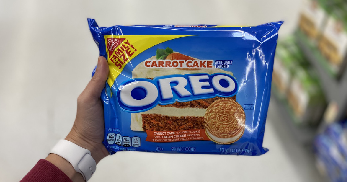 Welcome Spring with the Return of Carrot Cake Oreos