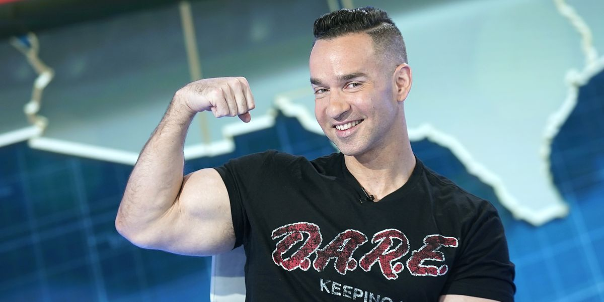 Mike 'The Situation' Sorrentino's Protein Supplements Are Now At Eat Clean Bro