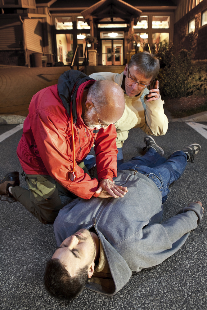 Top 5 First Aid Tricks Everyone Should Know, Part 4: CPR