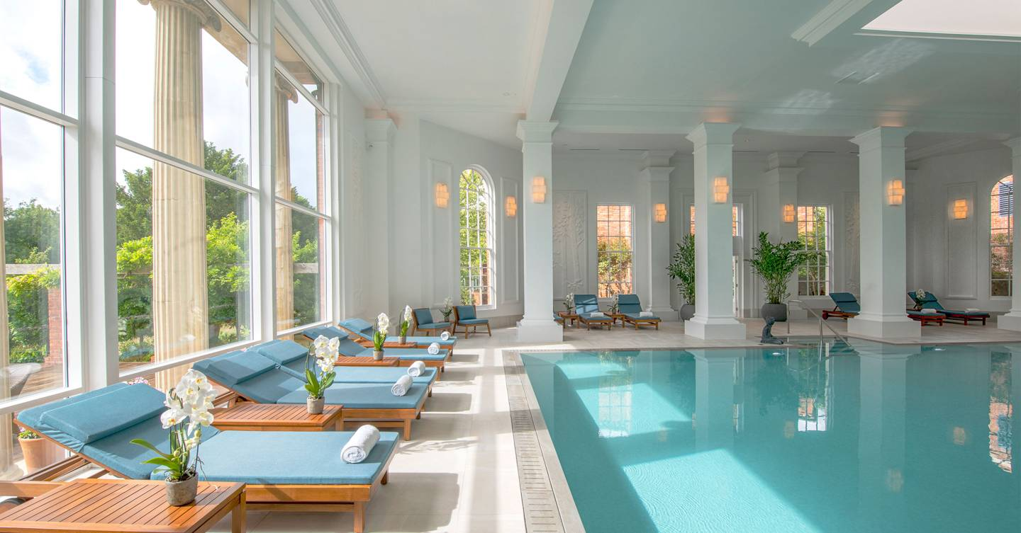 The 14 best spas in the UK