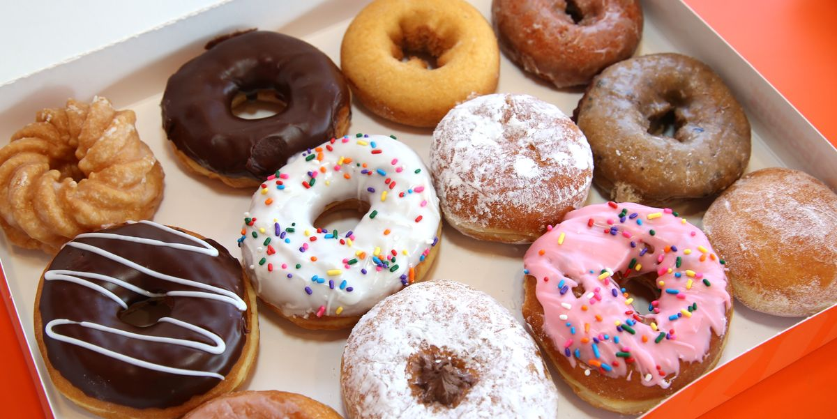 Dunkin' Has Free Donut Wednesdays For The Next Month