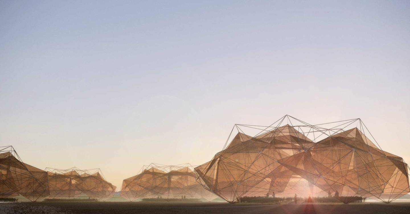 The Burning Man Project: Sustainable design in Nevada's Black Rock Desert