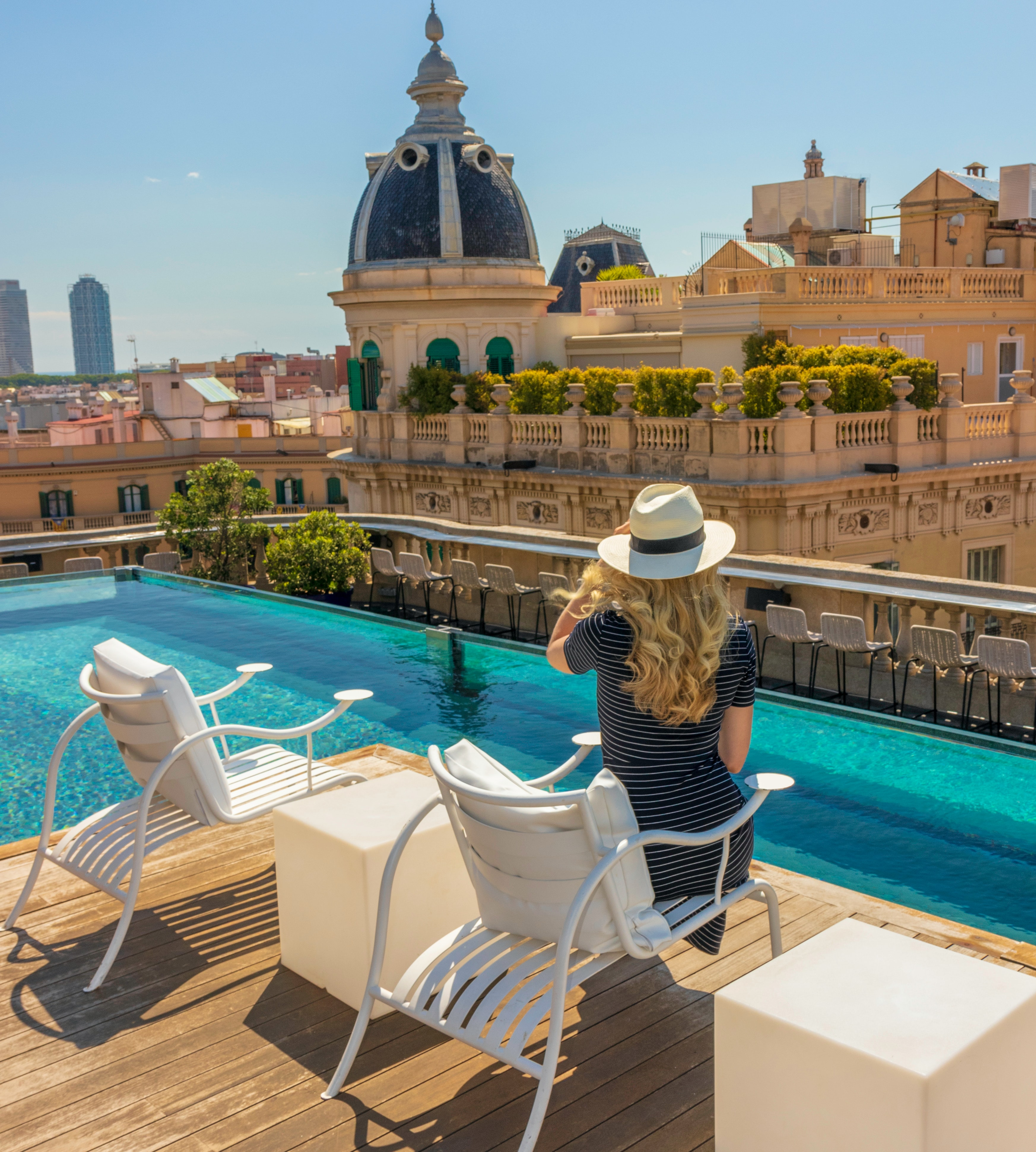 The best hotels in Spain