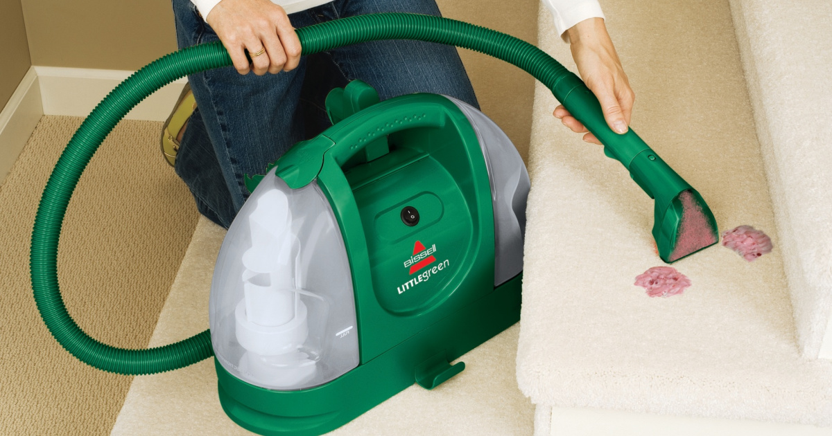 Bissell Little Green Spot Cleaner Only $79 Shipped on Walmart.com (Regularly $110)