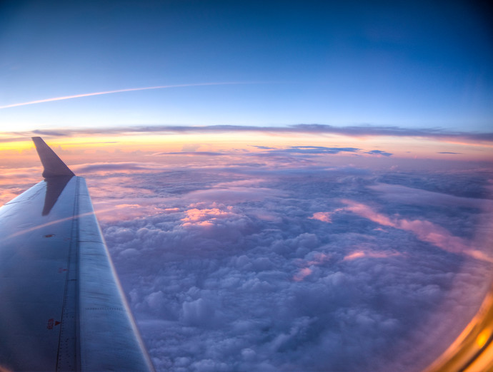 Can You See The Curvature Of The Earth From A Plane?