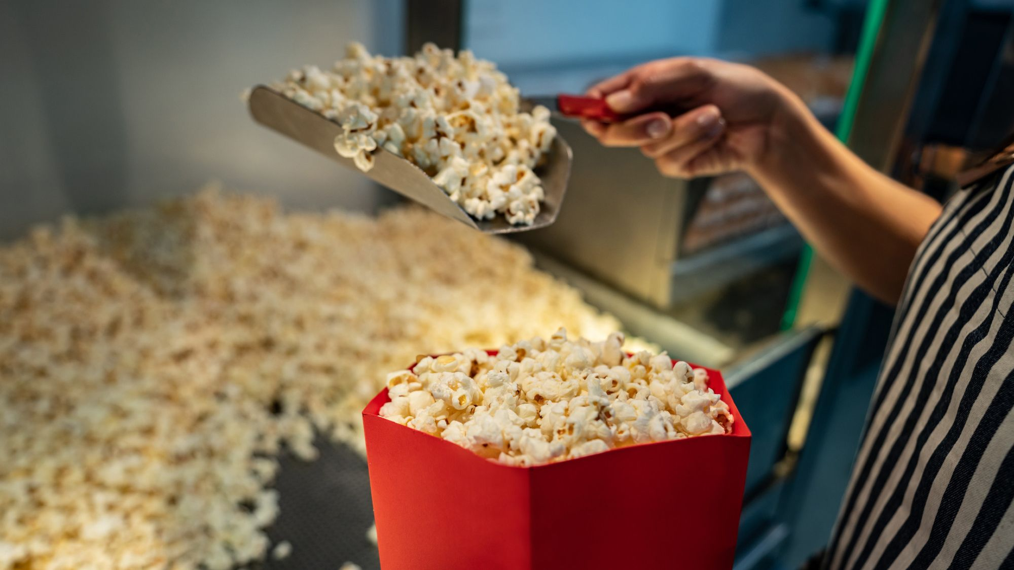 Let's All Go to the Lobby: 8 Facts About Movie Theater Snacks