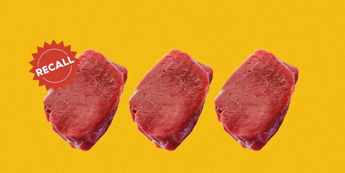 Nearly 300,000 Pounds Of Beef Are Being Recalled
