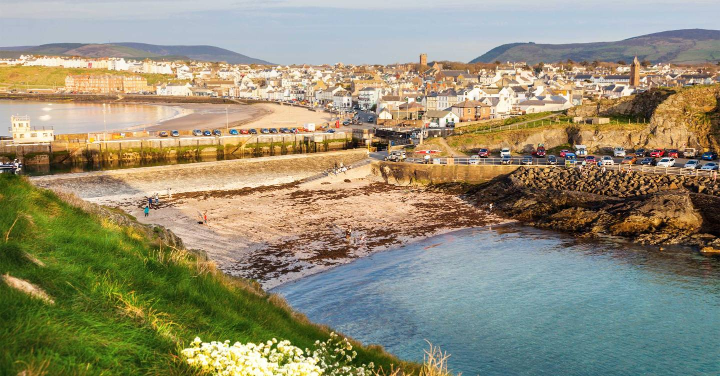 What it was like on the Isle of Man with no Covid restrictions