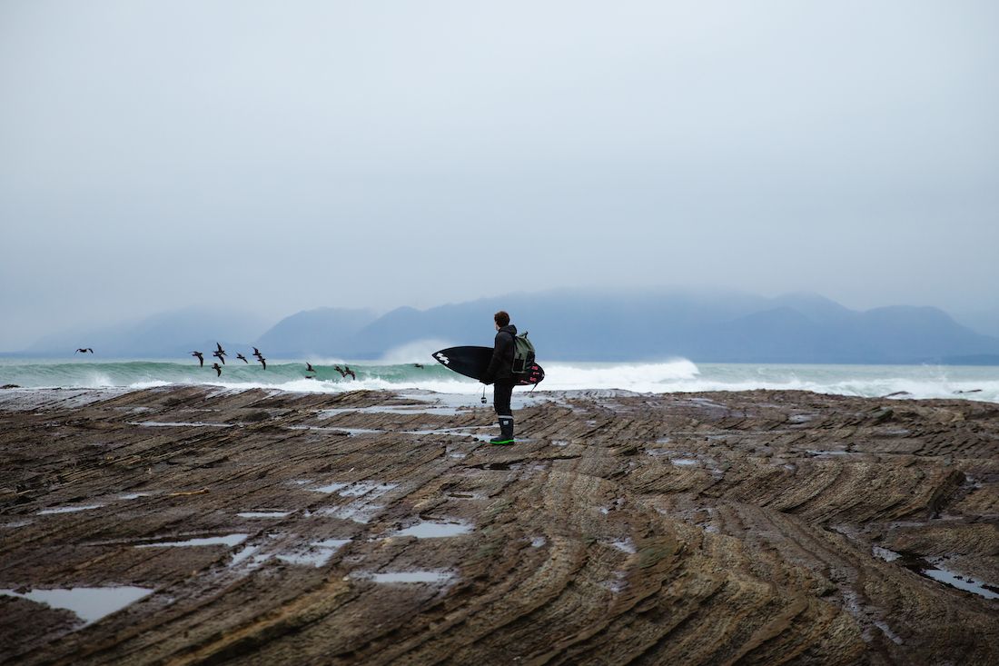 Watch: A Grandmother and Surfing Grandson Preserve What Matters In Tofino