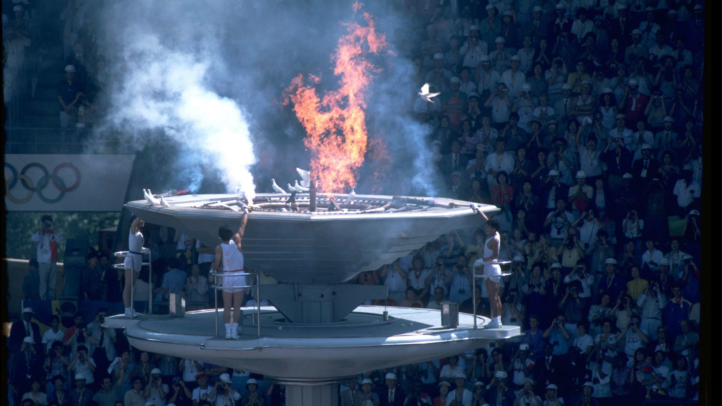 5 Memorable Moments from Olympic Opening Ceremonies