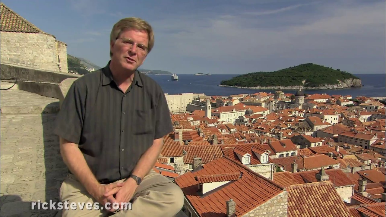 Croatia's Dubrovnik and War of Independence from Yugoslavia