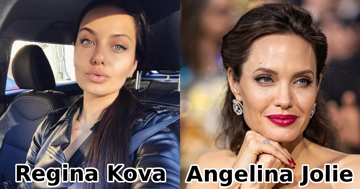 17 Celebrity Lookalikes From Slavic Countries That Will Make Your Jaw Drop