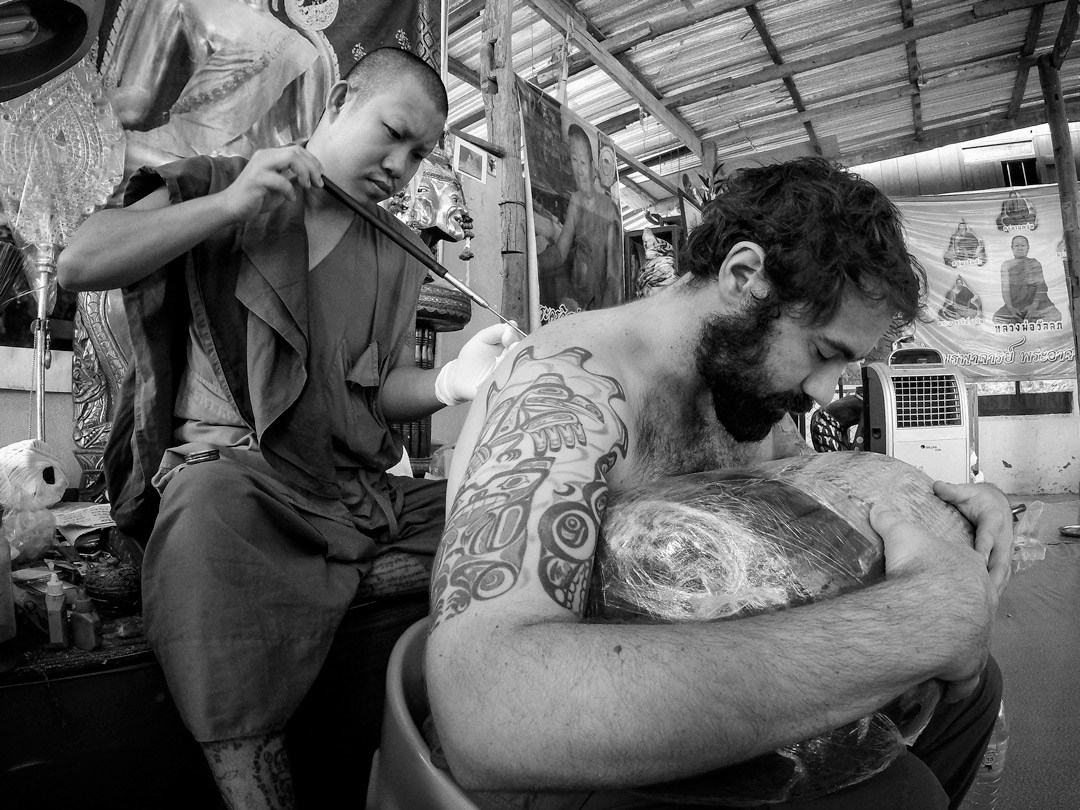 How to Get a Sak Yant in Chiang Mai (Hygienically and Safely in 2020)