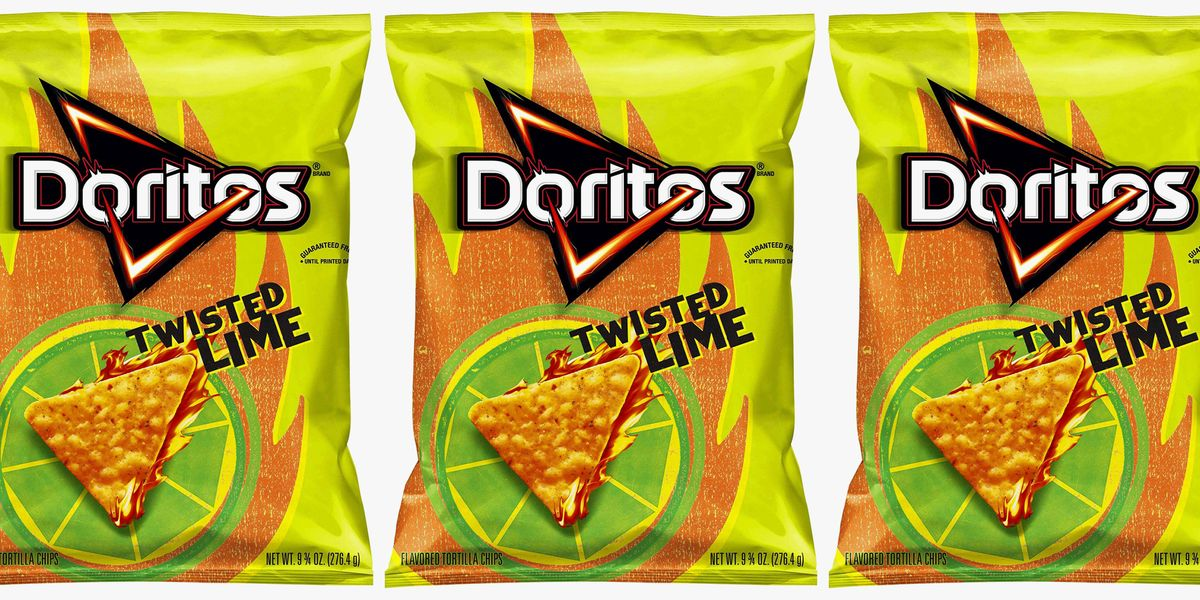 Doritos Just Released A Twisted Lime Flavor To Add A Citrus Punch To The Chips