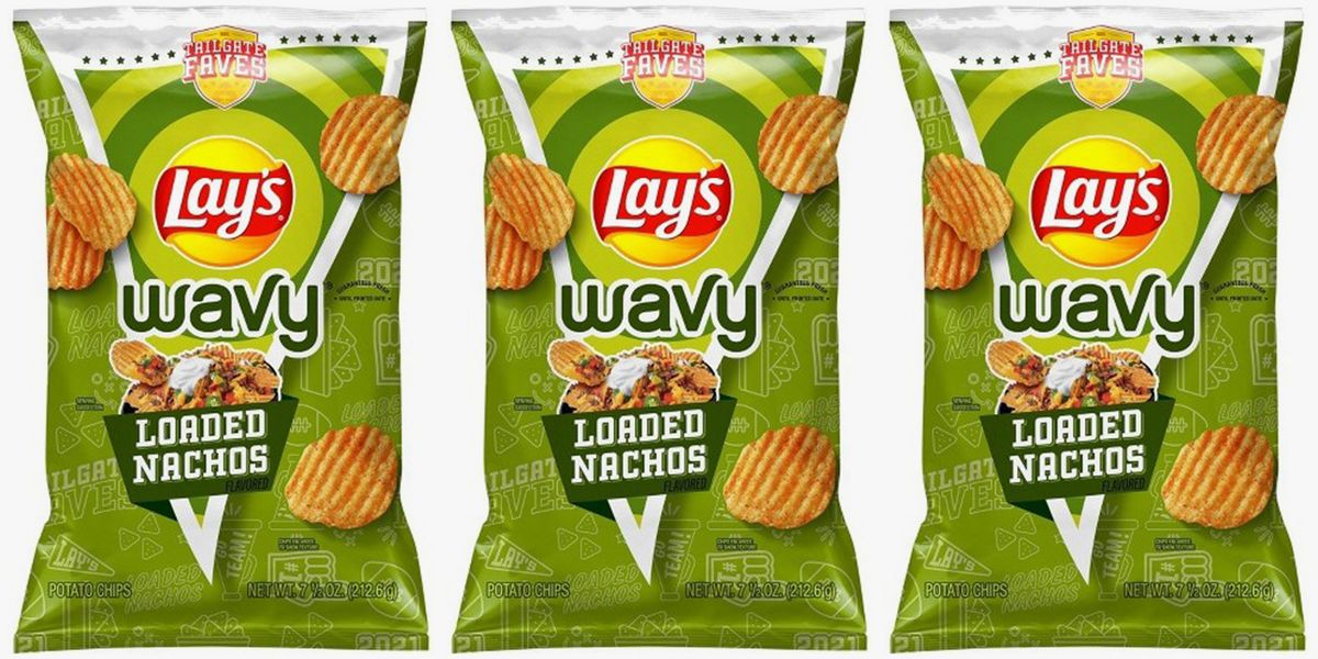 It Looks Like Lay's Wavy Loaded Nachos Chips Are on the Snack Horizon