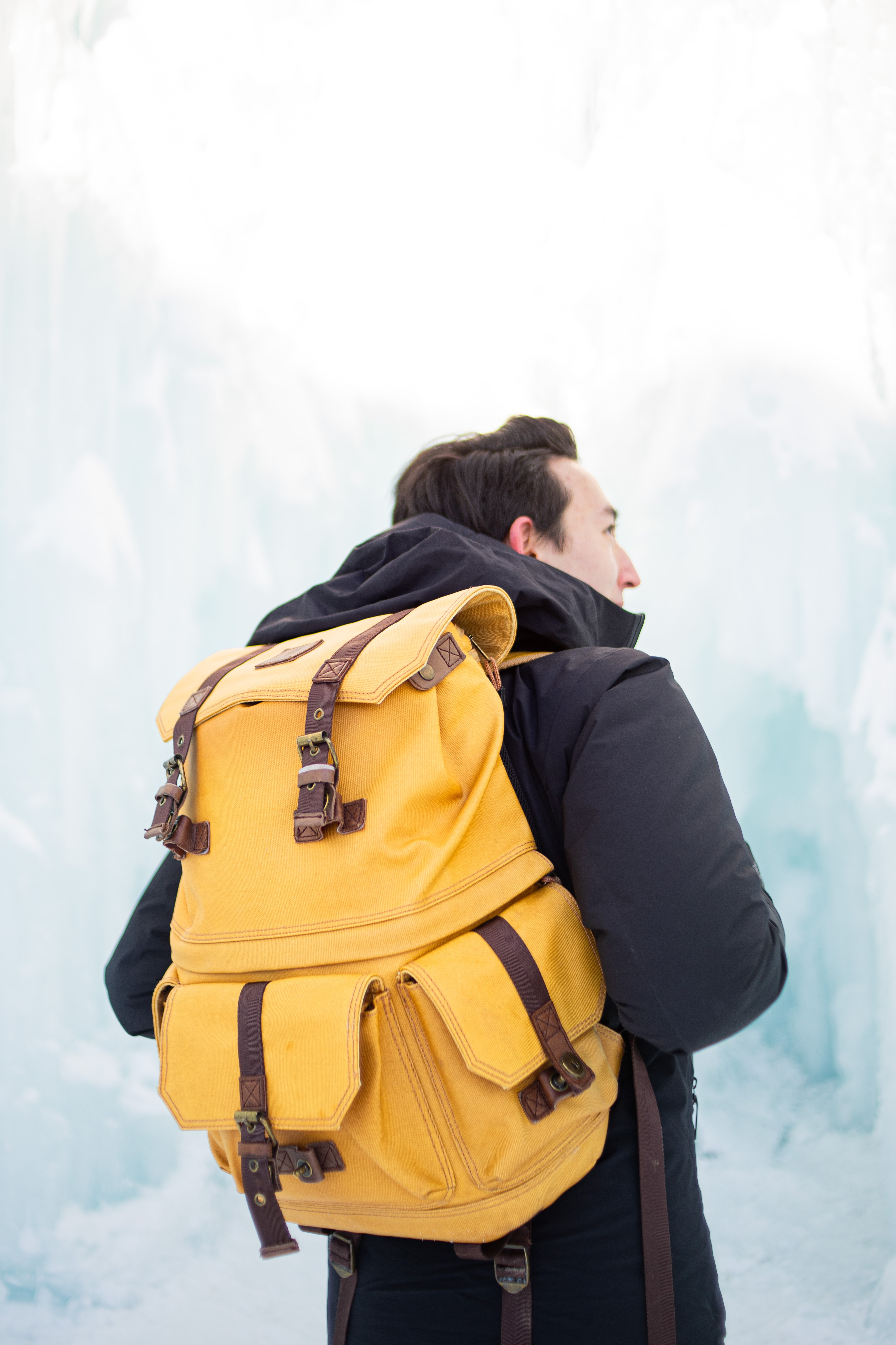 The Inateck Backpack Is An Aer Knockoff $200 Cheaper And Pretty Good Too